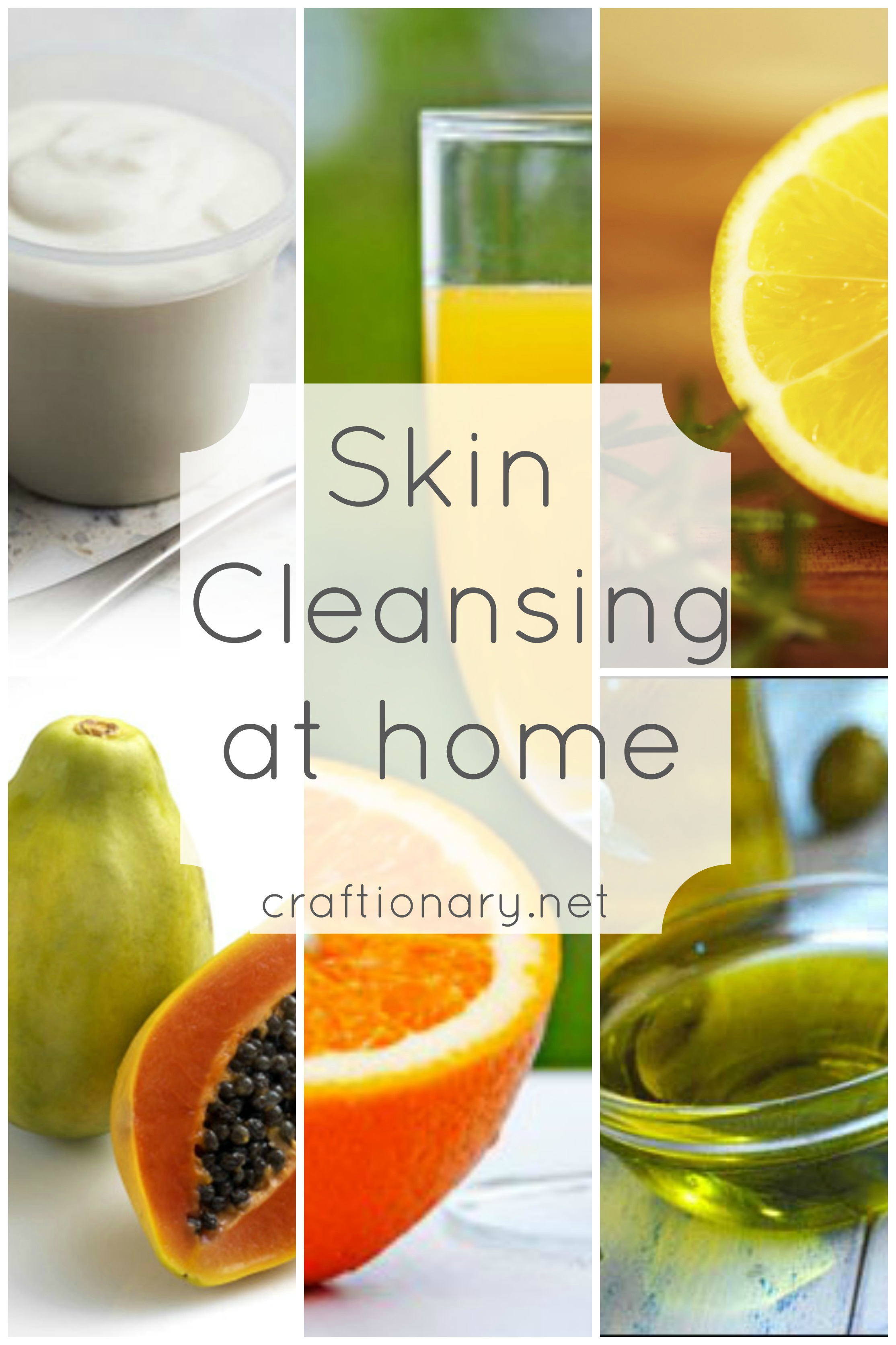 natural skin cleansers