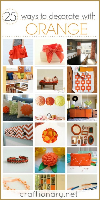 everything orange