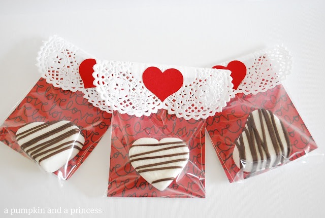 Valentine's Day Treat Wrap