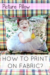 Fabric Printing using Freezer Paper (tutorial)
