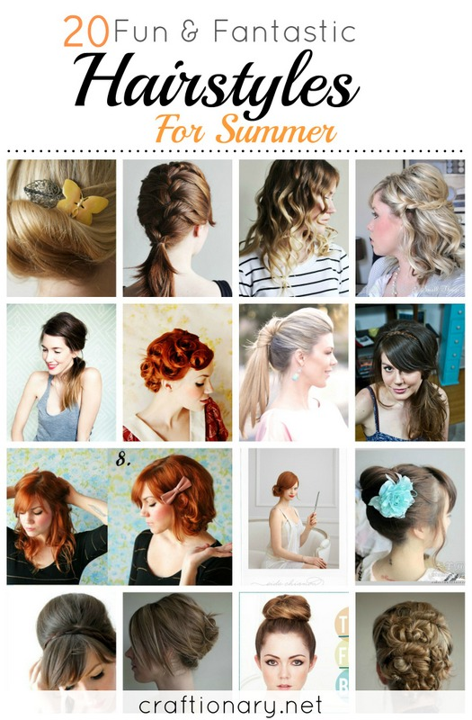 Pretty Easy Hairstyles For Kids