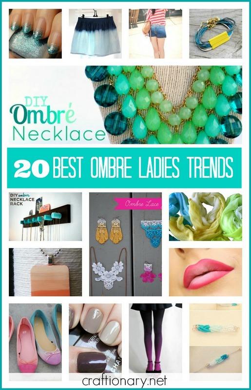 DIY best ombre trends