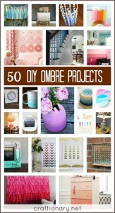 DIY best ombre projects