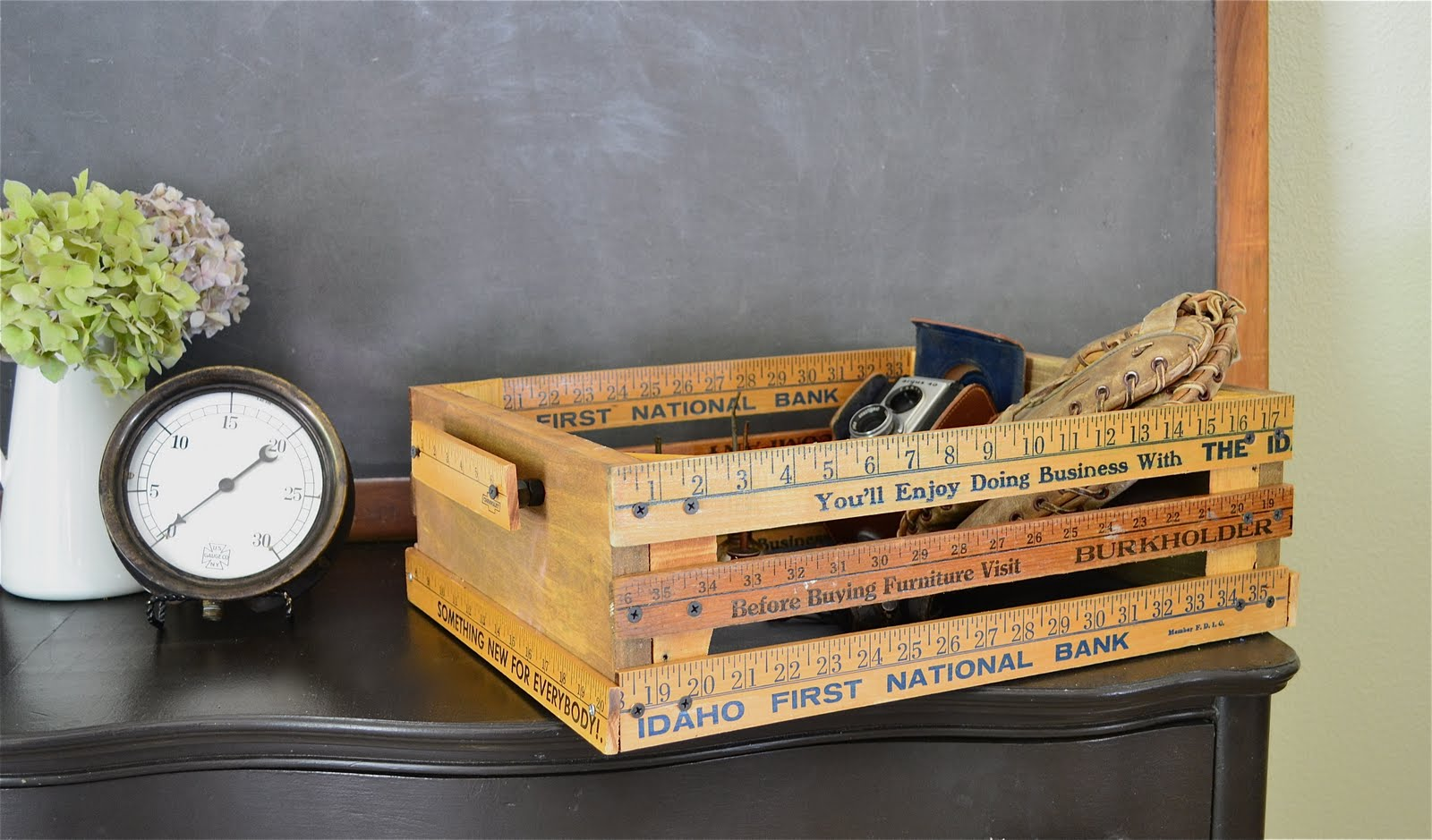Yardstick Craft Ideas