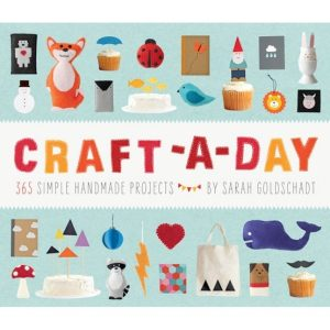 Craft-A-Day (365 Handmade Projects) Review