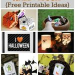 150 Best Halloween ideas (Free printables)