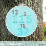 DIY-family-birthdays-embroidery-hoop-2