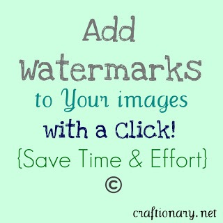 Add automatic group watermarks
