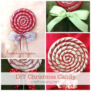 DIY Christmas Candy (Lollipops) Guest Post