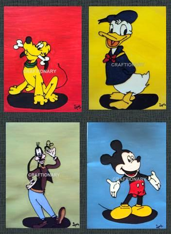inexpensive_mickey_and_friends_wall_art