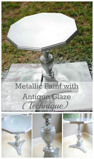 metallic-paint-furniture