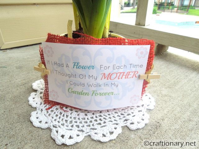 photograph regarding Printable Mothers Day Quotes identified as Craftionary