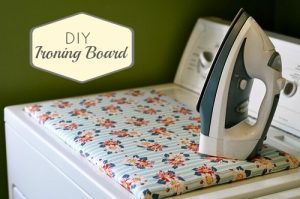 Table top ironing board (Guest Post)