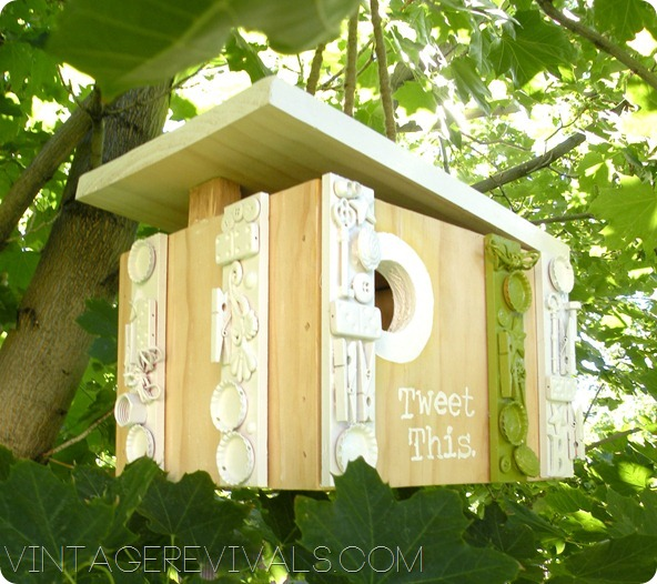 Build birdhouses