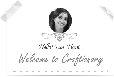 Welcome to Craftionary