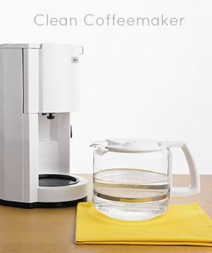 coffeemaker cleaning