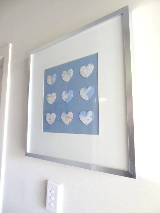 hearts art