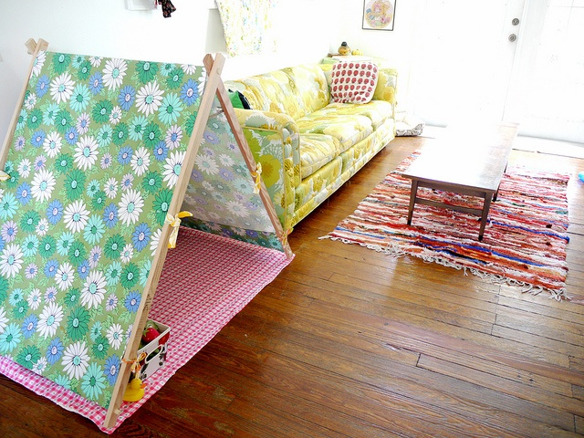 Diy Tee Play Tent Tutorial By The Mommy
