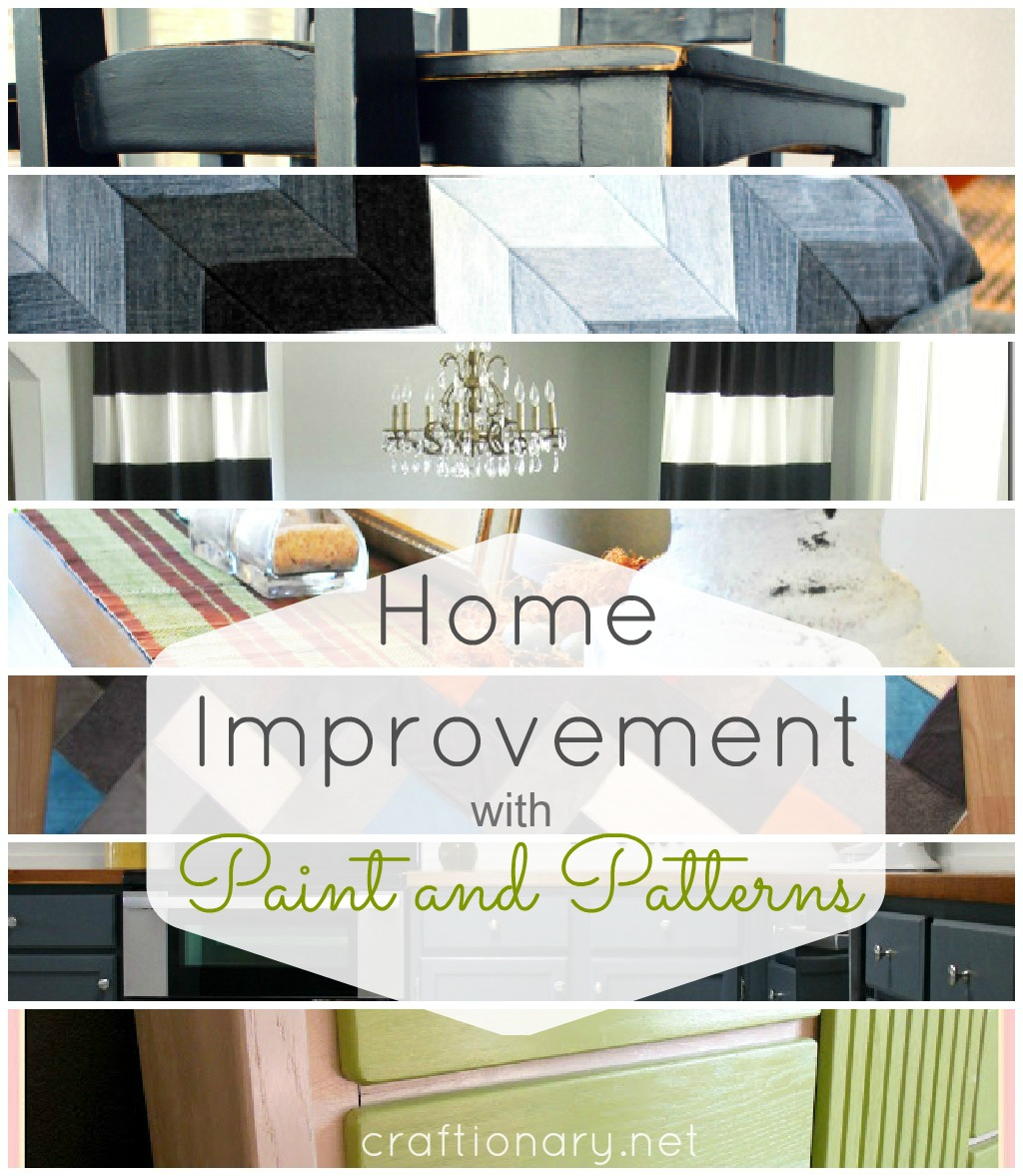 Craftionary Home improvement ideas