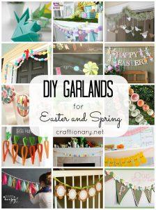 DIY garlands