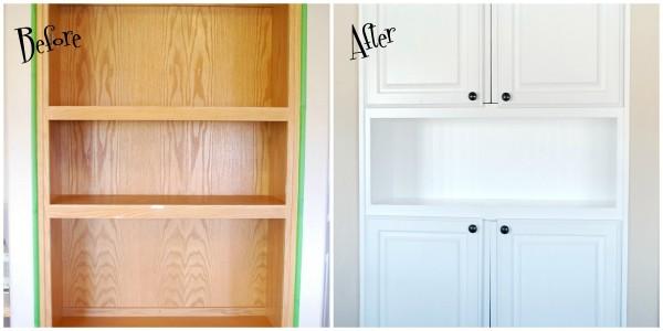 beadboard cabinet
