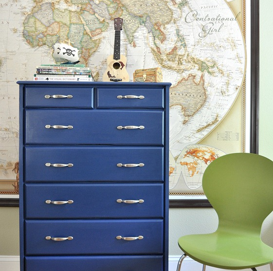 Beau Blue Painted Furniture