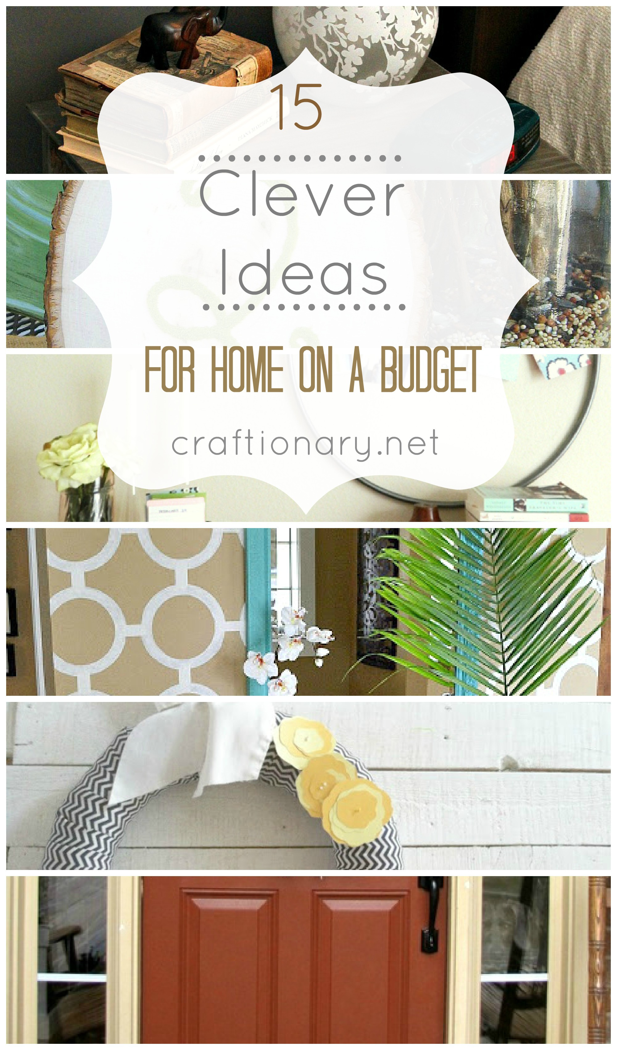 Living Room Ideas For The Home craftionary 15 clever ideas for home on budget