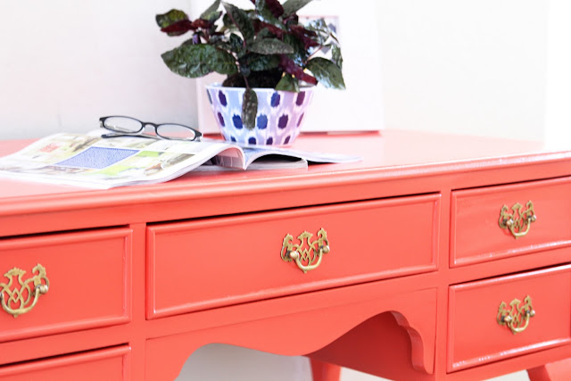 Beau Pink Painted Furniture