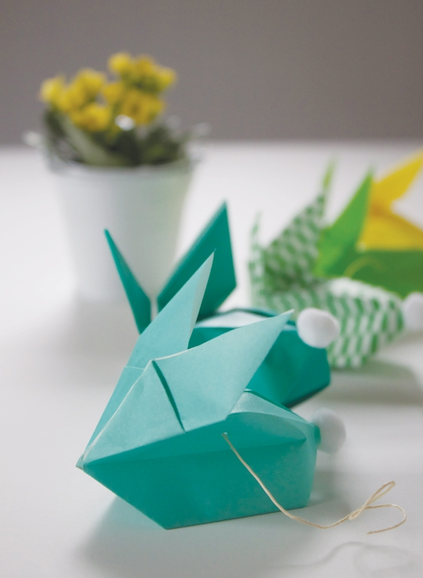 How To Make Origami Of Birds