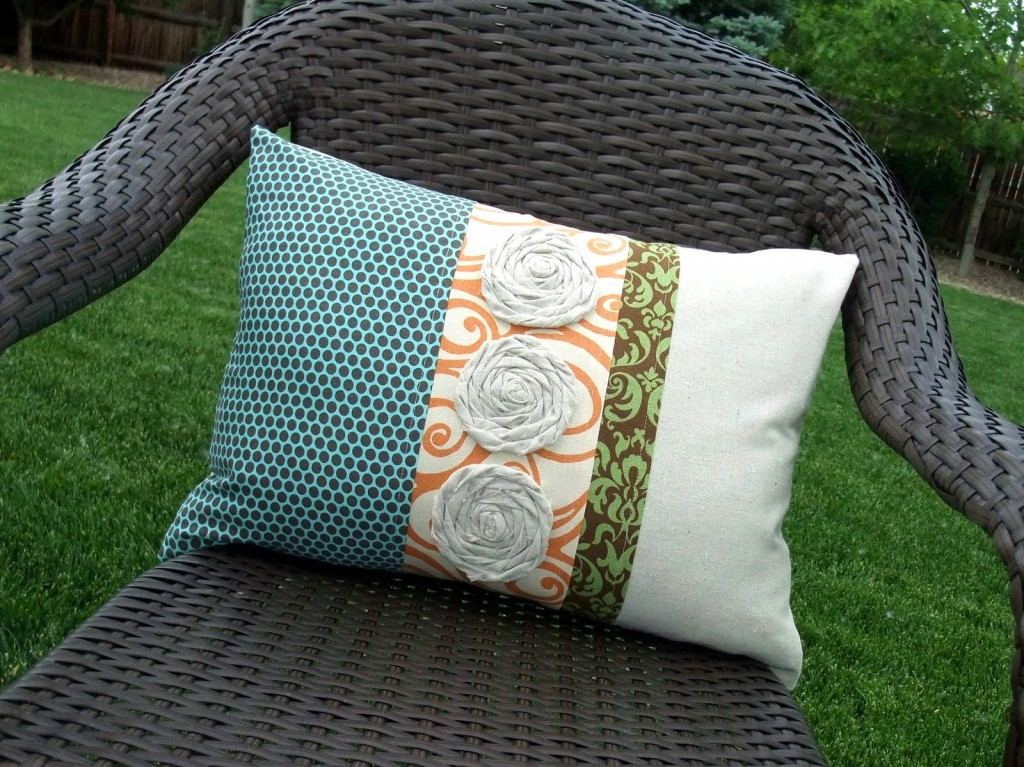 fabric patch pillow tutorials & Craftionary pillowsntoast.com