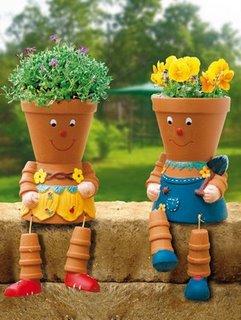 Perfect Kids Gardening Planters