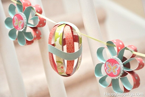 Craftionary paper diy garland mightylinksfo Choice Image