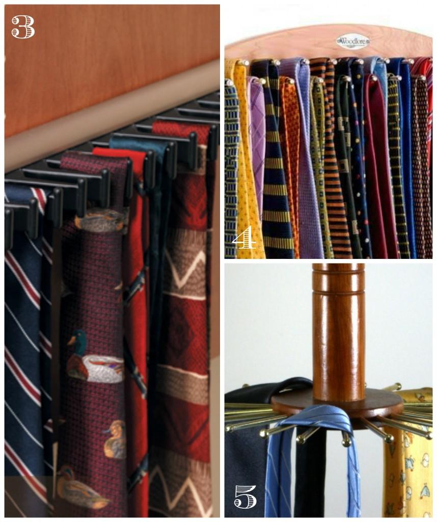 tie racks