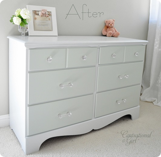 white painted furniture. Craftionary
