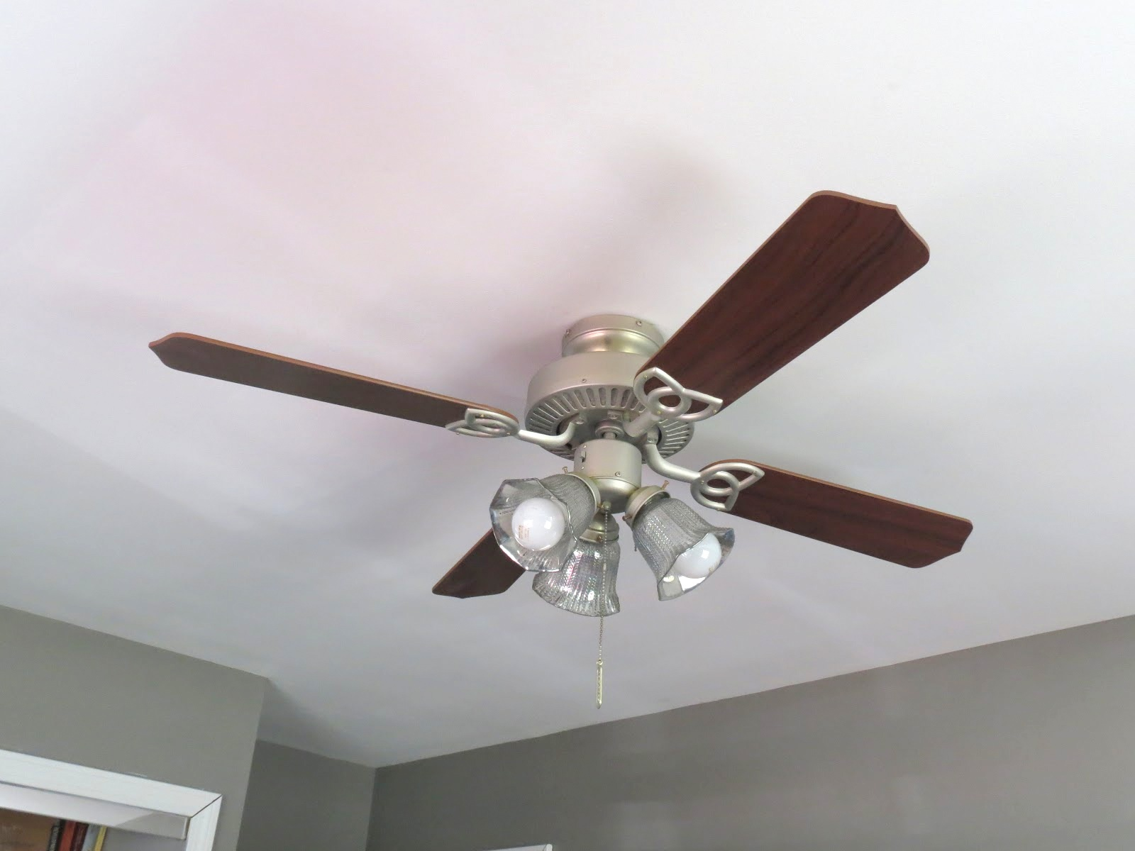 Paint Ceiling Fan : Craftionary