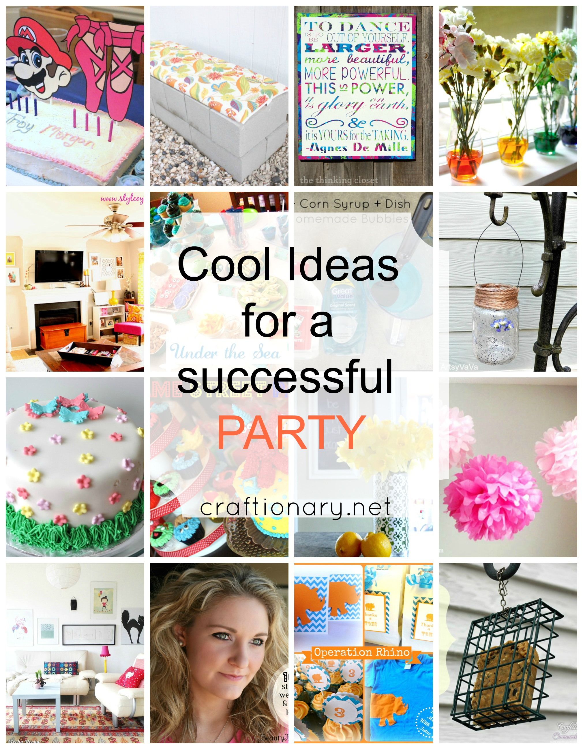 Craftionary for Fun ideas for adults