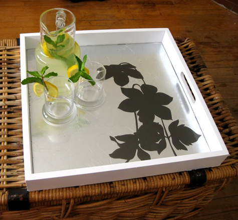 decorative DIY tray