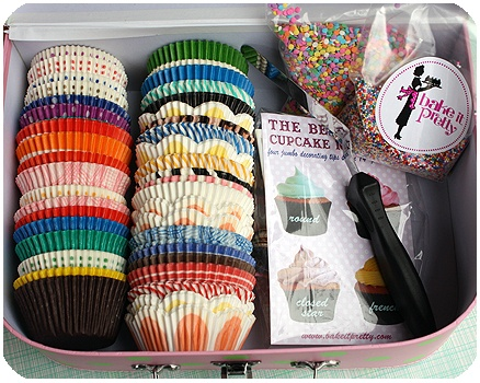 handmade gift baking kit