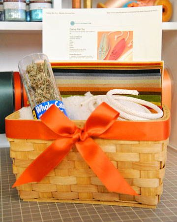 handmade gift crafts kit