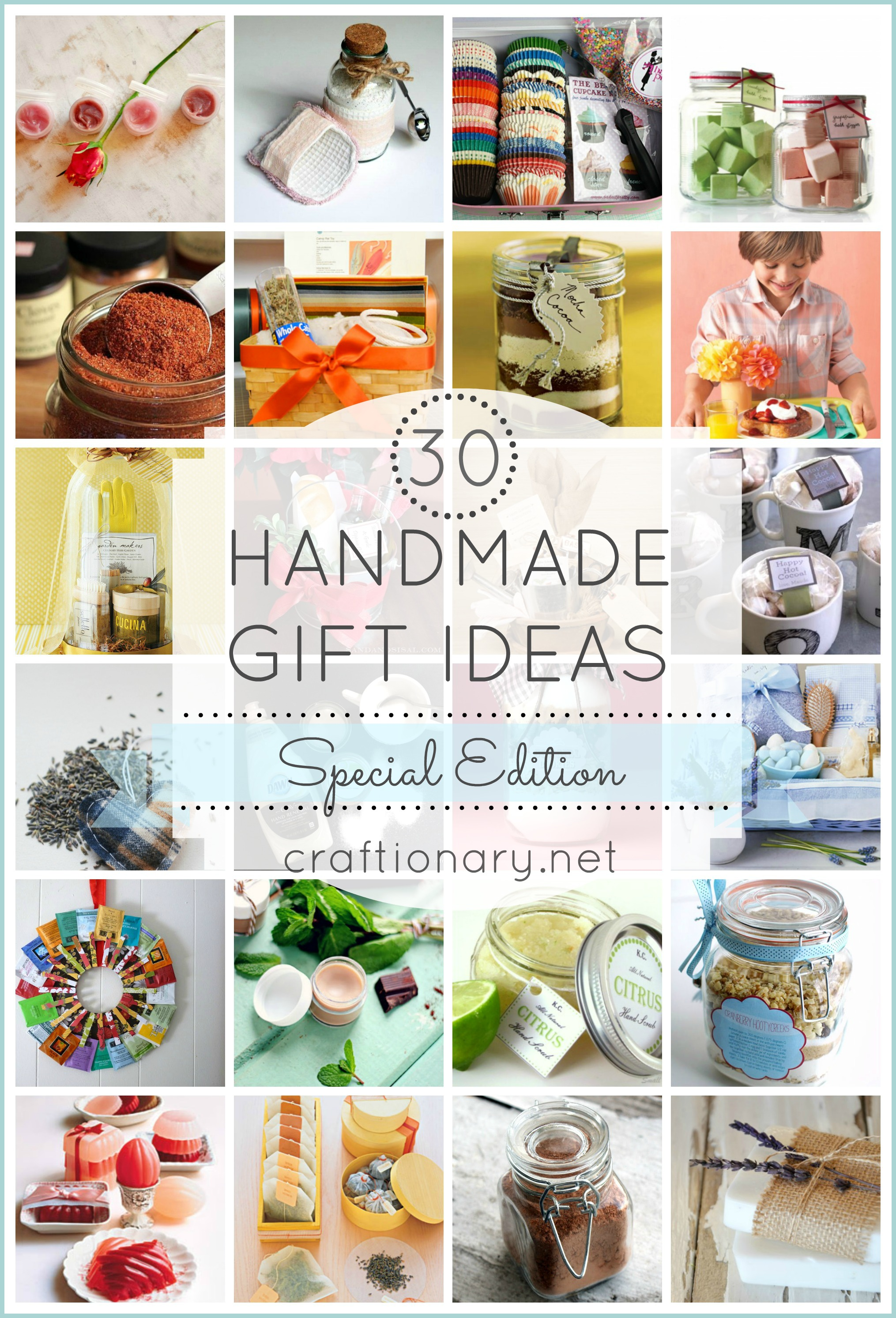 Craftionary for Handmade anniversary gift ideas