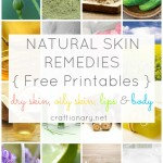 handmade gift skin remedies