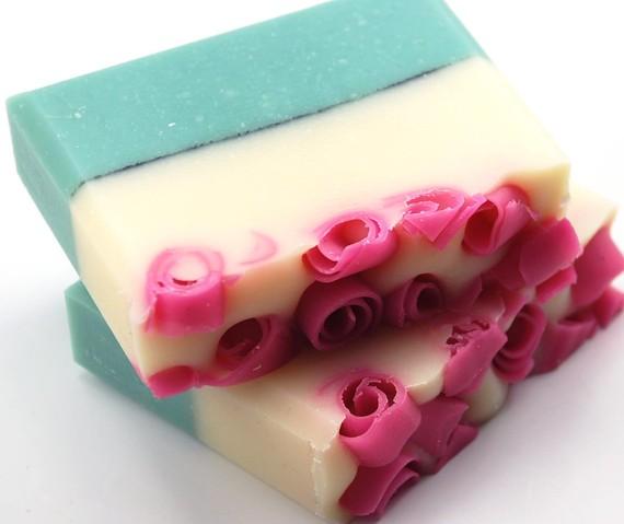Handmade Gift Ideas More Homemade Soaps