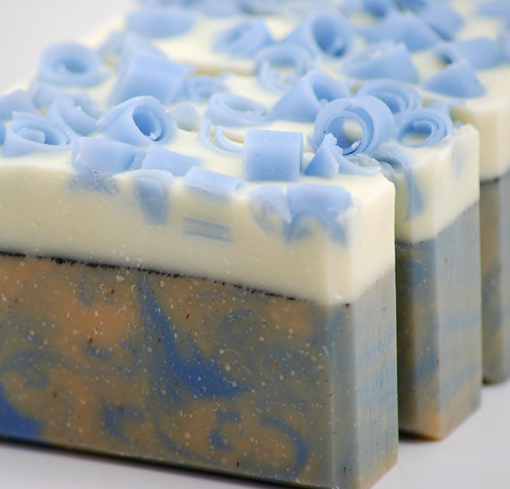 handmade gift ideas soap
