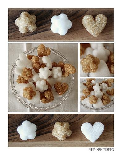 handmade gift ideas sugar cubes