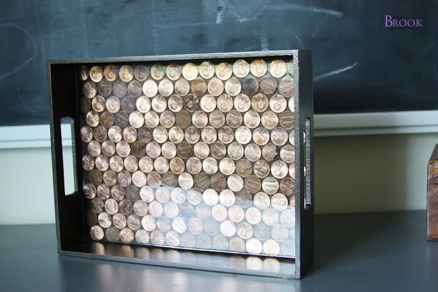 penny DIY tray