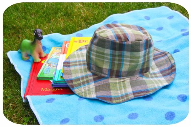 DIY bucket hat
