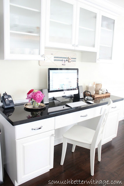 DIY kitchen small office