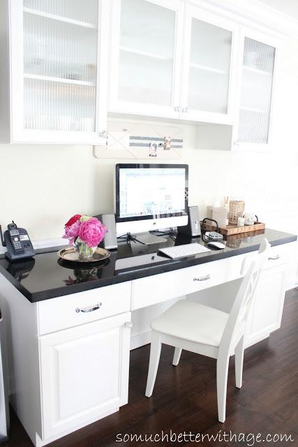 DIY kitchen small office