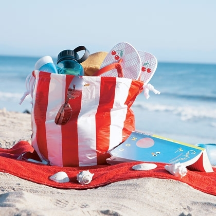 waterproof beach bag tutorial