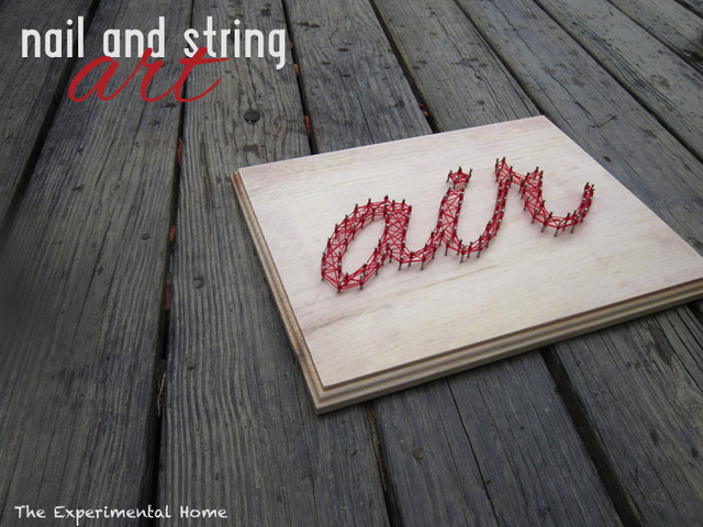 air-string-art